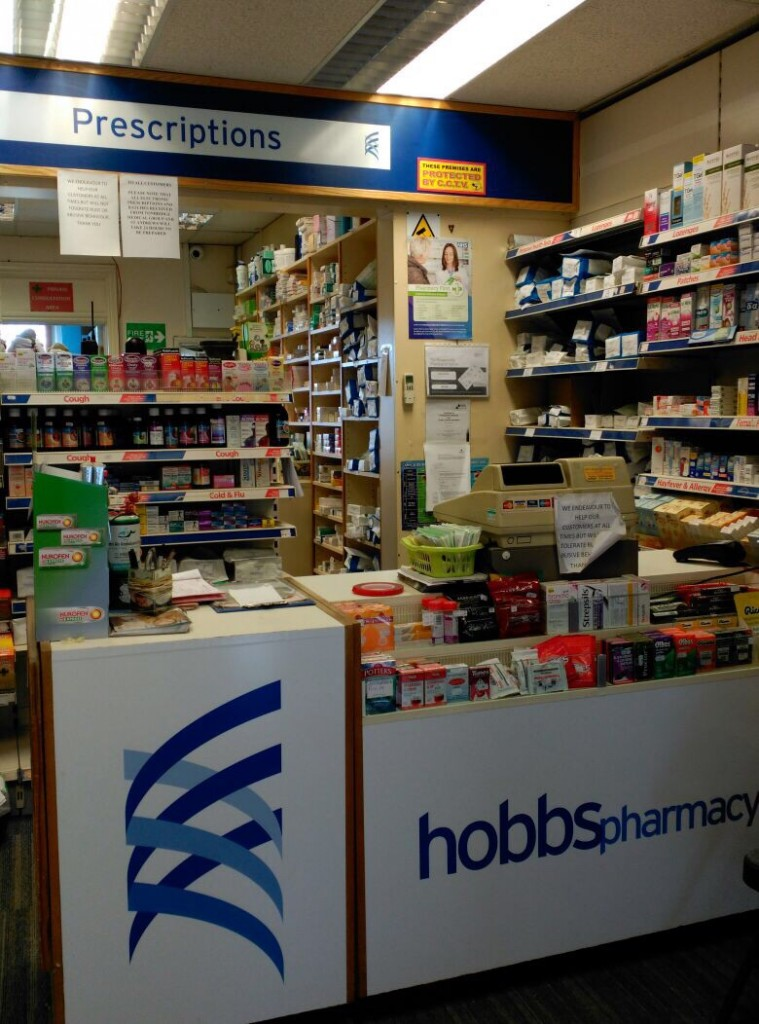 Tonbridge Hobbs Pharmacy